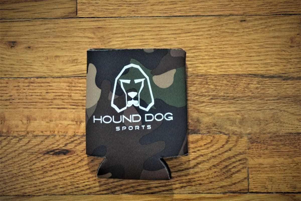 Hound Dog Sports Koozie Camo