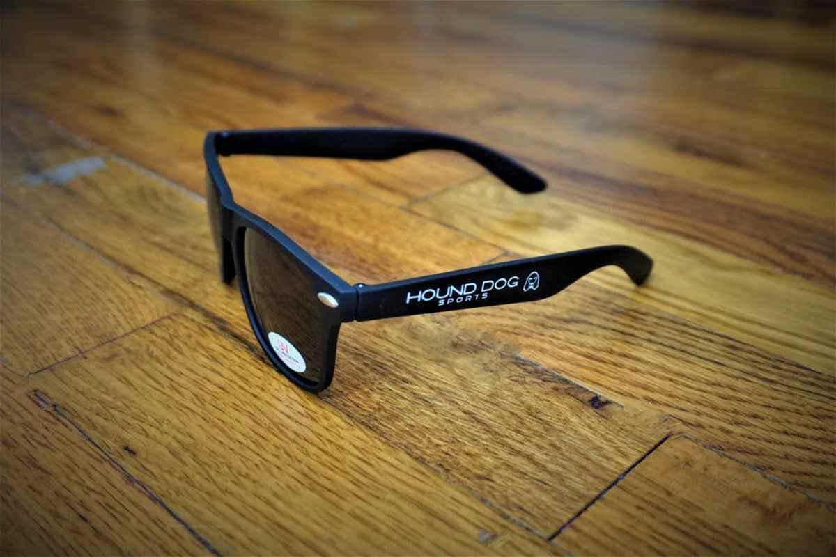 Hound Dog Sports Sunglasses Black