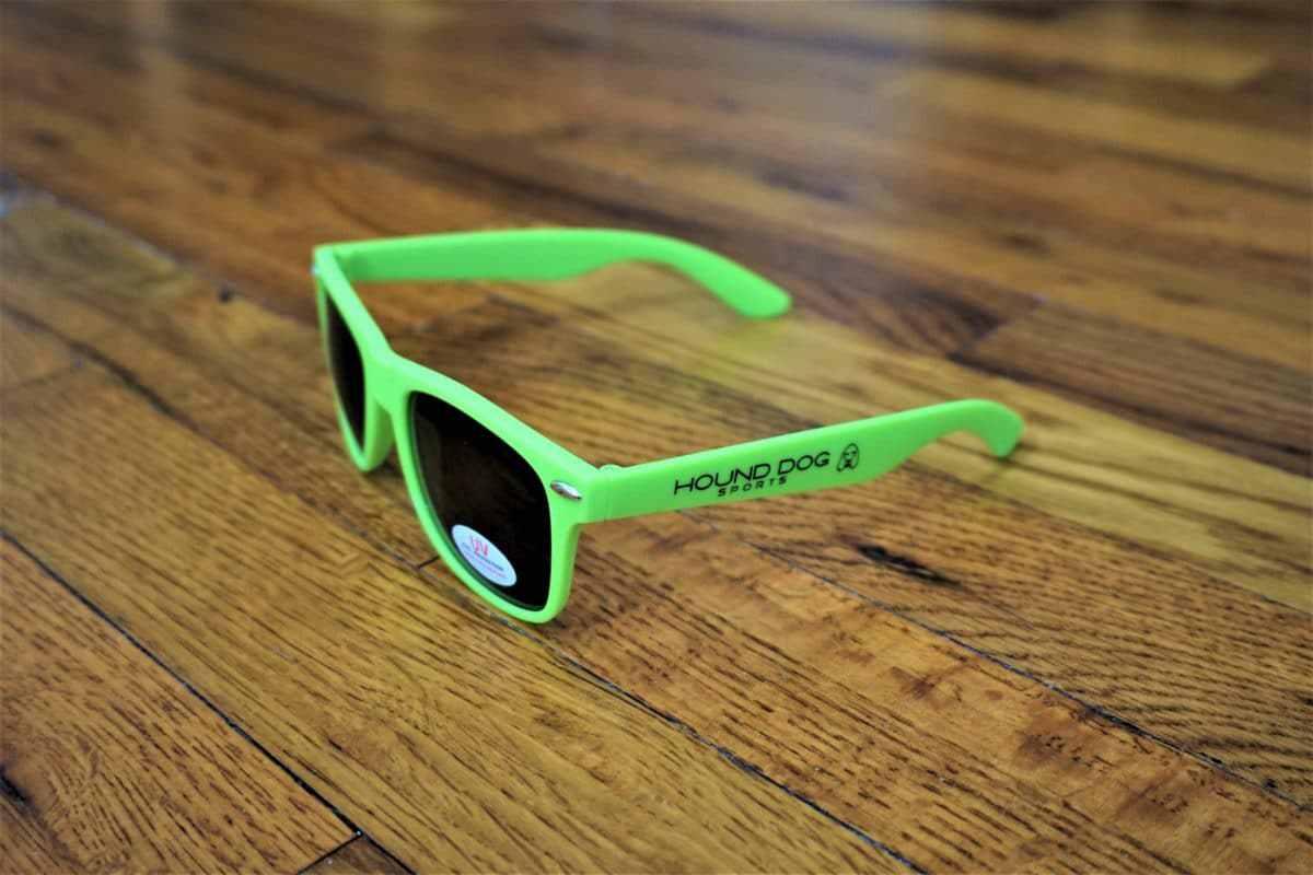 Hound Dog Sports Sunglasses Green