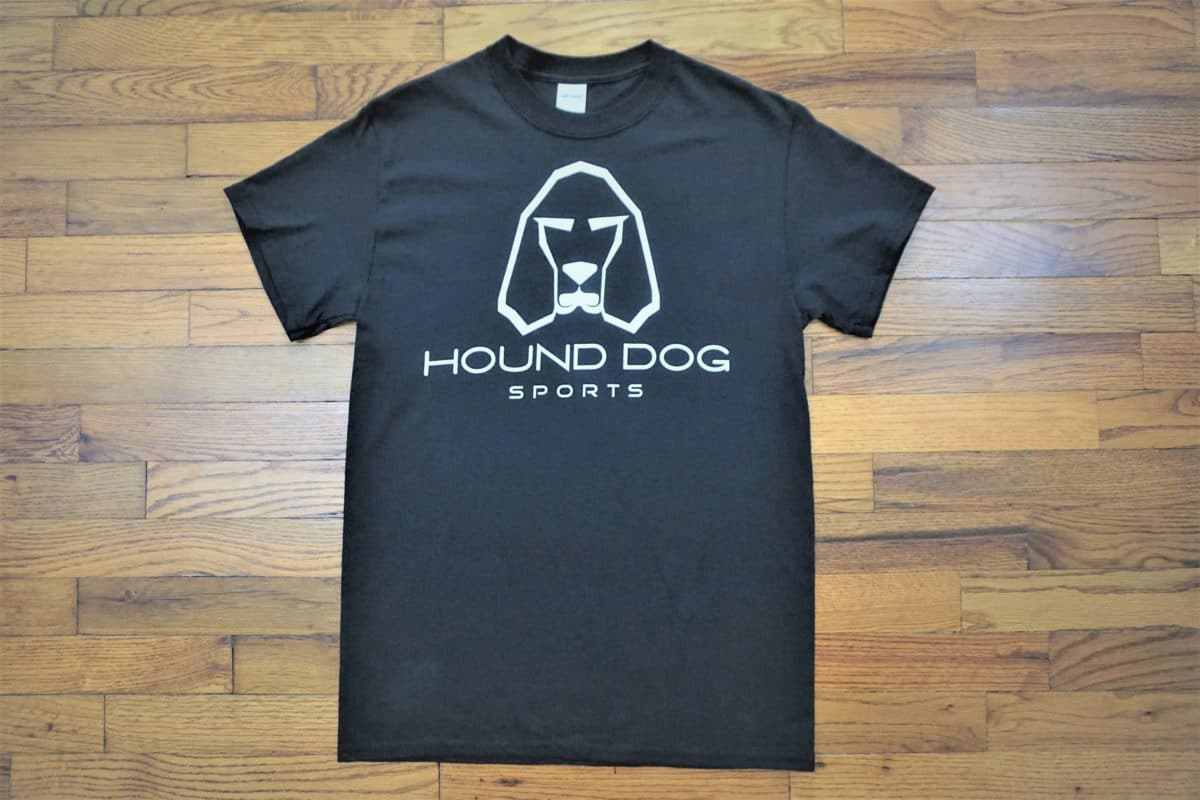 OG Hound Dog Sports T-Shirt Black