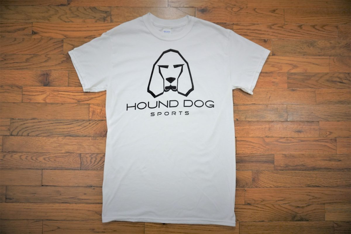 OG Hound Dog Sports T-shirt White